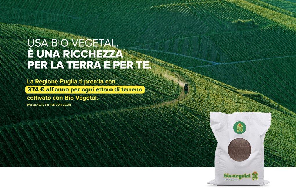 PSR 2014 – 2020: il bando premia l'utilizzo di sostanza organica nei suoli.