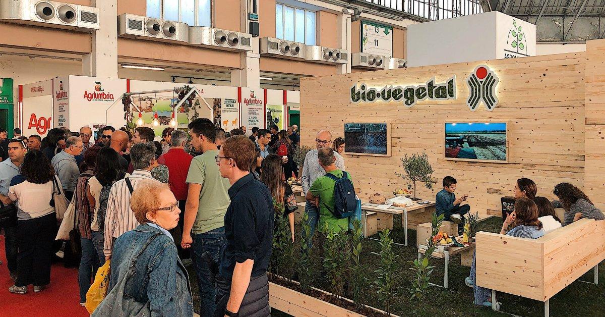Si rinnova l'appuntamento di Bio Vegetal con Agrilevante